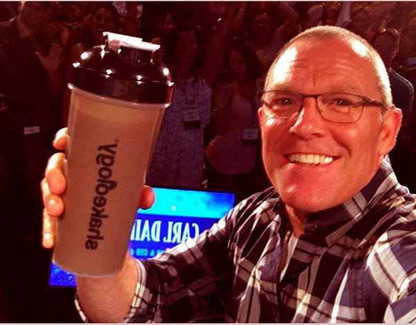 Image of Carl Daikeler is the co-founder and CEO of Beachbody