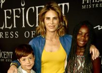 Image of Jillian Michaels children: Meet her daughter Lukensia and son Phoenix. Where are they now